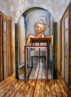 Habitación para recorrer el deseo / Room to cross the desire