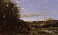 Hamlet and the Gravedigger