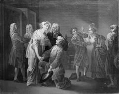 Henrik og Pernille, III akt, 13. scene