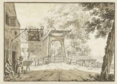 Herberg voor een brug