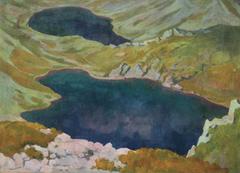 Hincovo Lakes