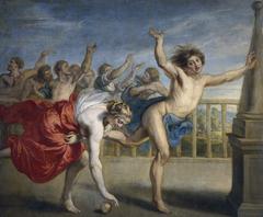 Hippomenes and Atalanta