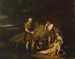Imogen Found in the Cave of Belarius