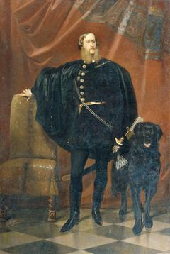 János Count Pálffy from Erdöd (1829-1908)