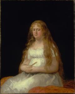 Josefa de Castilla Portugal y van Asbrock de Garcini