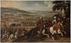 Los turcos abandonan las cercanías de Viena (1532)