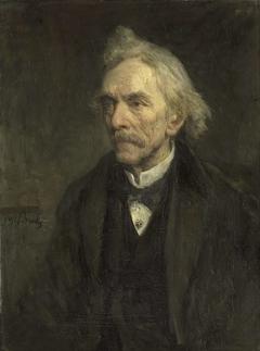 Louis Jacques Veltman (1817-1907).  Actor