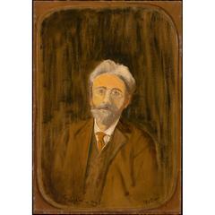 Louis Michel Eilshemius Self-Portrait