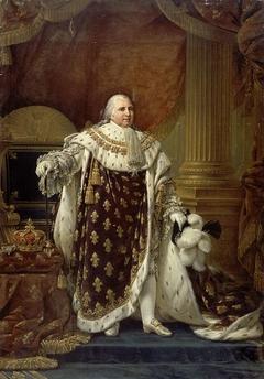 Louis XVIII, roi de France et de Navarre (1755-1824)