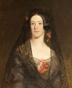 Margaret Anne Ferrers, Mrs Arthur Edward Onslow (d.1892)