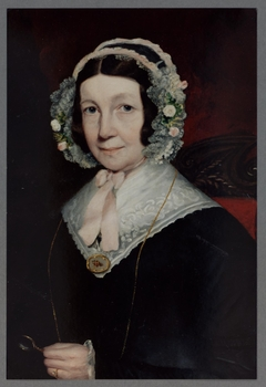 Mrs. Ann Williams, Tŷ Newydd