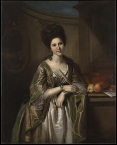 Mrs. Walter Stewart (Deborah McClenachan)(1763-1823)