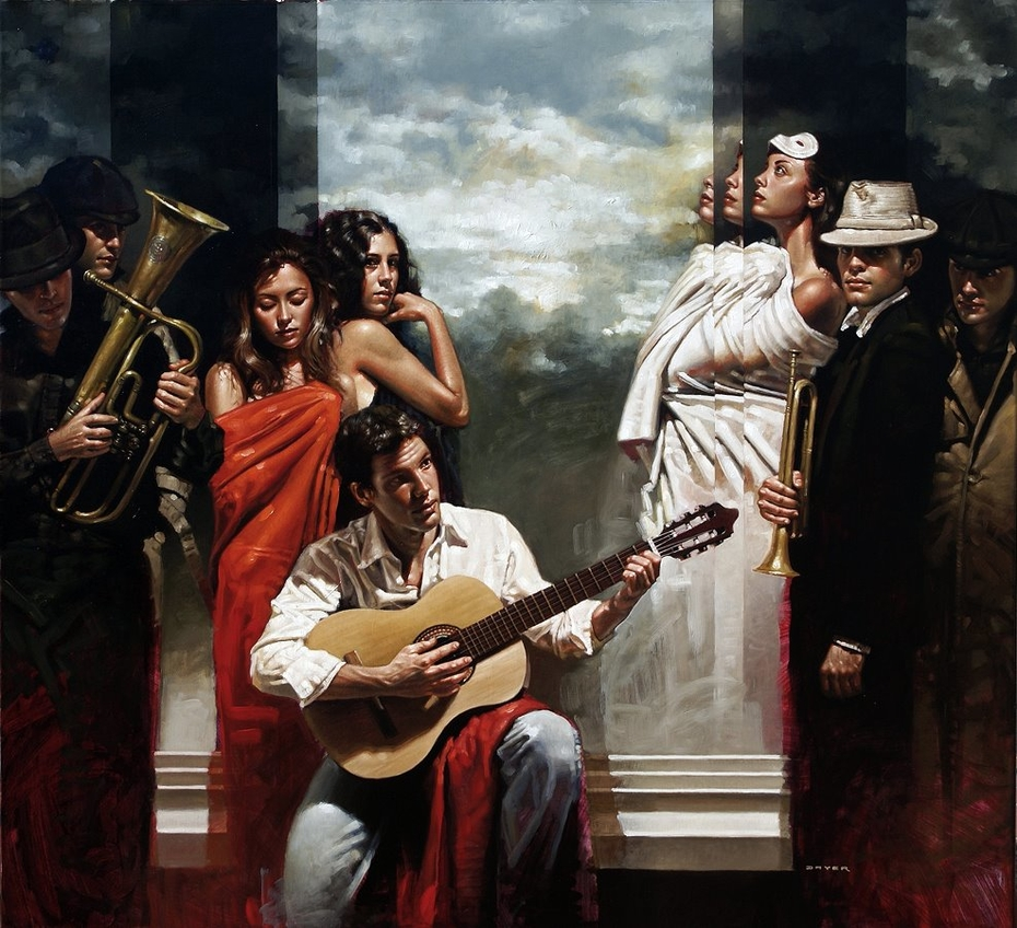 Musicians and their Muses / Los Músicos y sus Musas