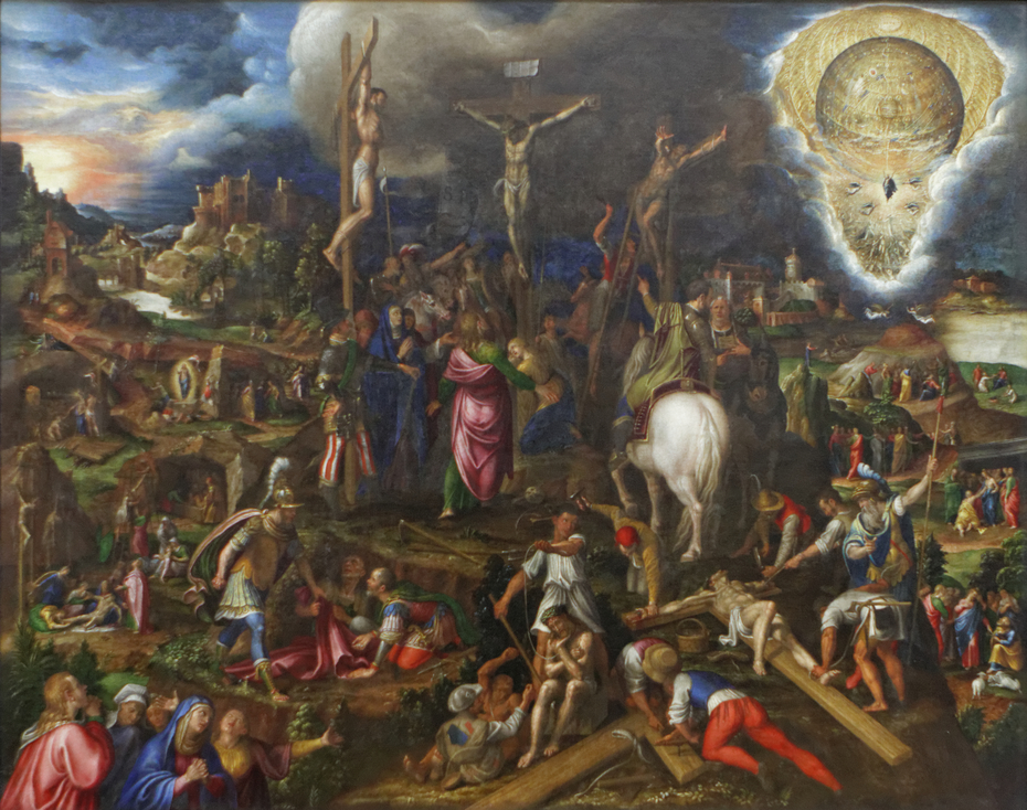 Mysteries of Christ's Passion