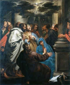 Outpouring of the Holy Ghost (Pentecost)