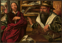 Parable of the shrewd manager (Luke 16:1-13)