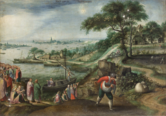 Parable of the sower (September)