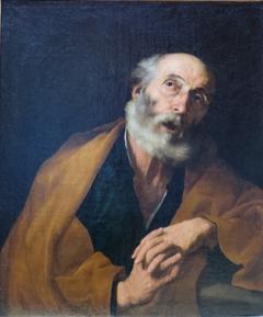 Penitent St Peter