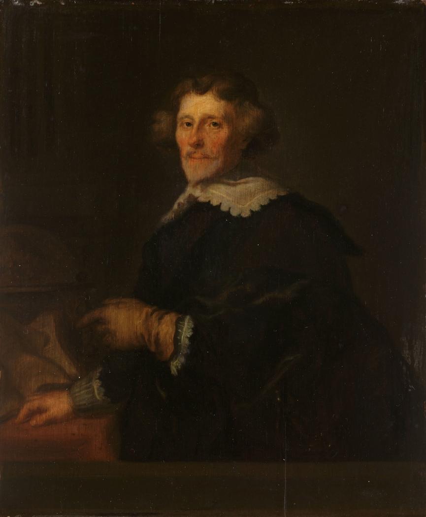 Pieter Cornelis Hooft (1581-1647), High bailiff of Muiden, historian and poet