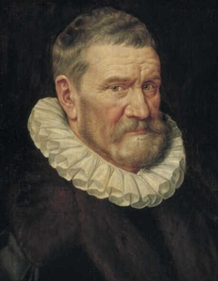 Portrait of a 65-Year-Old Man