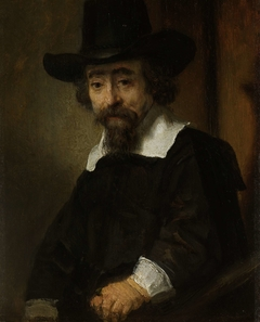 Portrait of a Man, thought to be Dr. Ephraïm Bueno