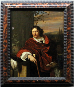 Portrait of a Man with a Cane