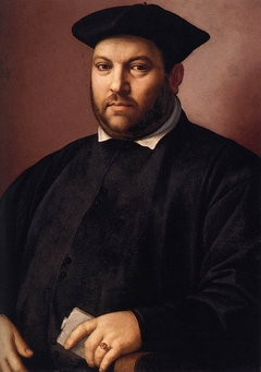 Portrait of a Nobleman of the Capponi Family