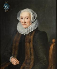 Portrait of Alida van der Laen