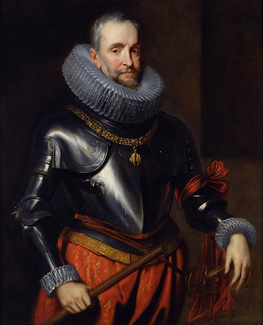 Portrait of Ambrogio Spinola