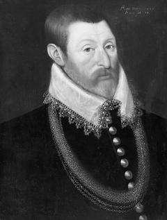 ''Portrait of an English Gentleman''