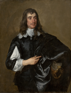 Portrait of an unknown man (William Howard, Viscount of Stafford?)