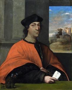 Portrait of Cardinal Antonio Ciocchi del Monte (1461-1533)