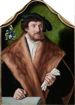 Portrait of Chancellor Balthasar von Kerpen
