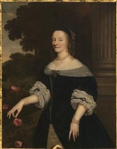 Portrait of Cornelia Reynst (1615-1708)