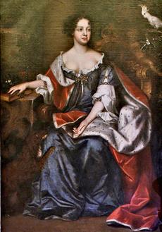 Portrait of D. Catarina de Bragança