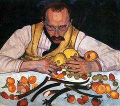Portrait of Doctor Ignacy Wasserberg