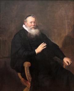 Portrait of Eleazar Swalmius