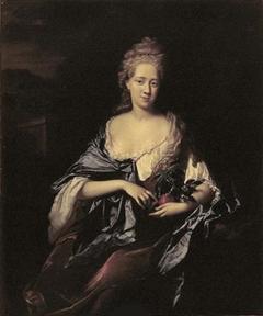Portrait of Elisabeth Dierquens (1674-1745)