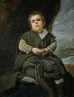 Portrait of Francisco Lezcano