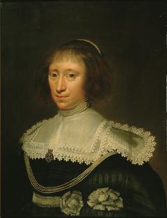 Portrait of Geertruyt van der Dussen