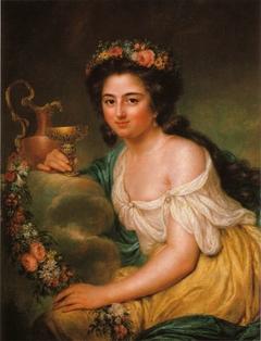 Portrait of Henriette Herz