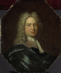 Portrait of Isaac Verburg, Rector of the Latin School in Amsterdam