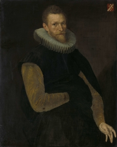 Portrait of Jacob Cornelisz Banjaert, called van Neck, Admiral, Burgomaster and Councilor of Amsterdam