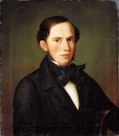 Portrait of Johan Sebastian Welhaven