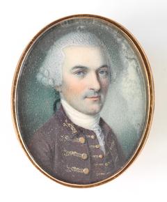 Portrait of John Hancock