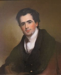 Portrait of John W. Sandford