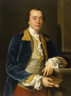 Portrait of Joseph Henry of Straffan