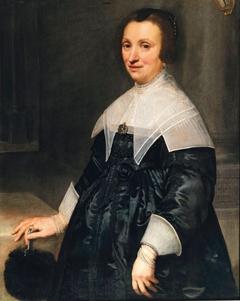 Portrait of Lucretia van der Meulen