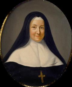 portrait of madame de Virieu