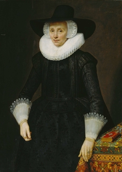 Portrait of Margarita Courten